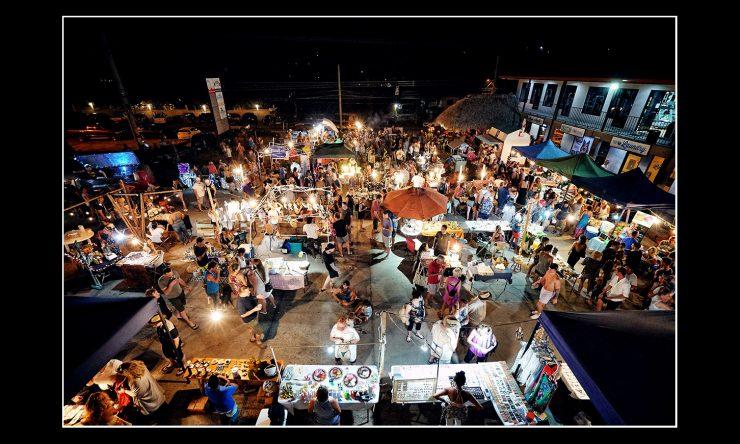 Night Market in Tamarindo…some snapshots