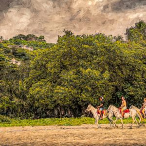 horseback-riding-beach-costa-rica-tamarindo-art-photos