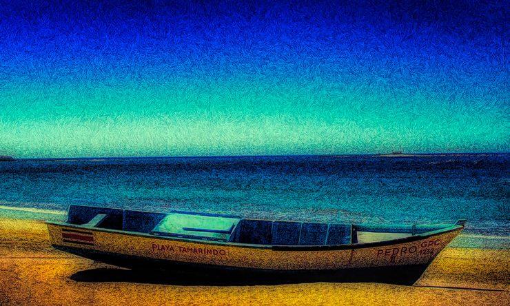 Pedro's Fishing Boat