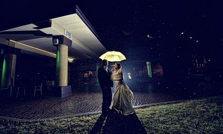 Rain or shine….