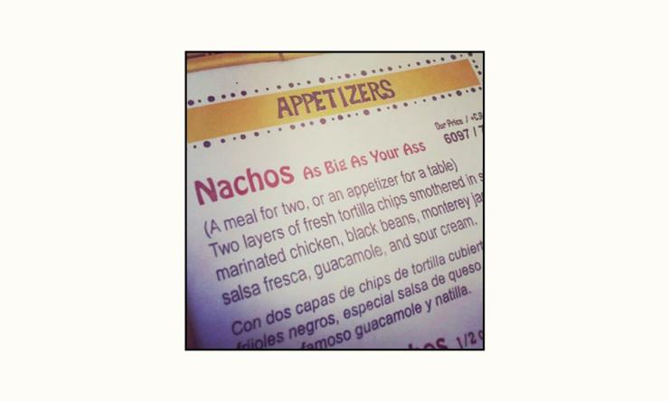 Like Nachos?