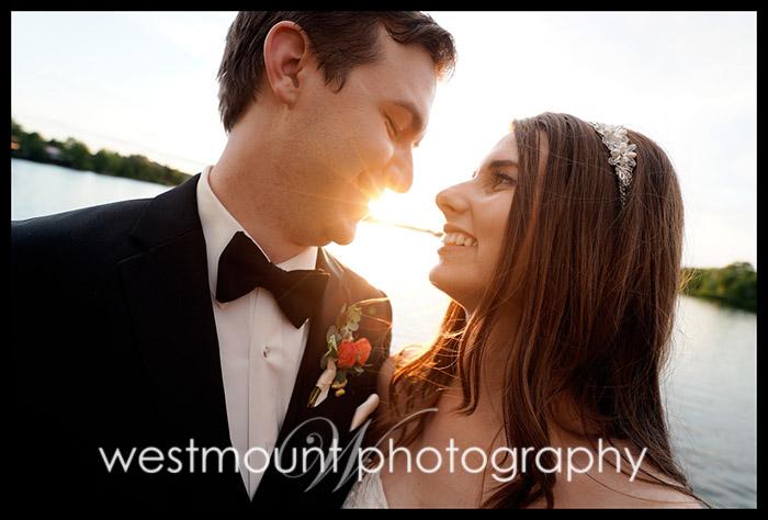 Wedding sneak peeks from Sarah& Kevin
