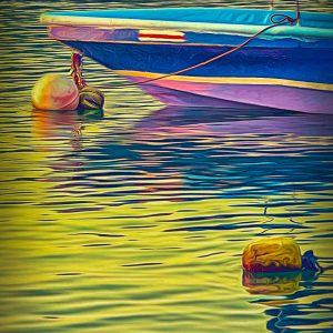 boat-ocean-buoy-abstract-costa-rica-photo-art