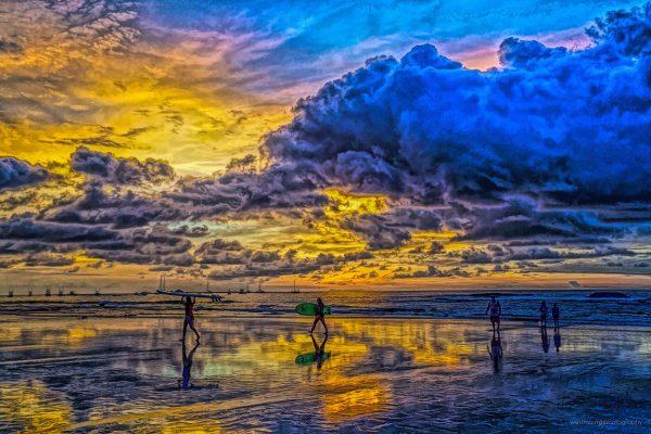 costa-rica-surfing-storm-ocean-sunset-art-photo