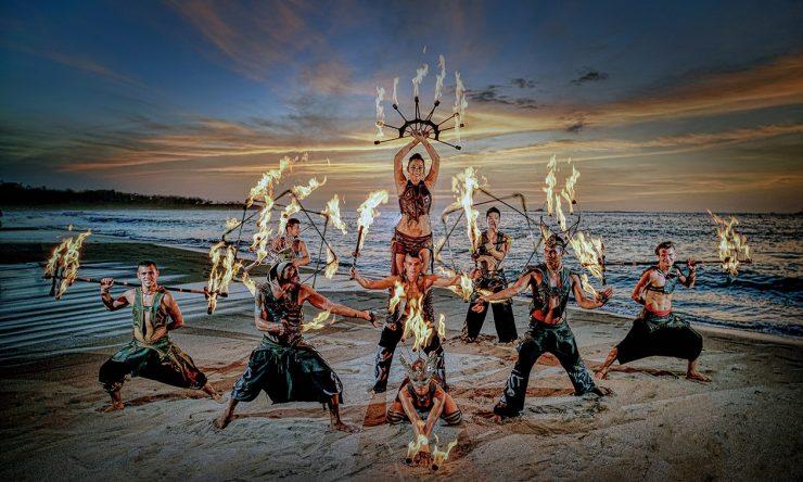 Fire Dance Costa Rica