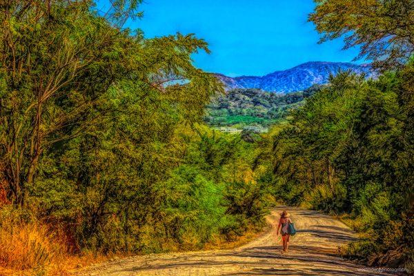 walking-trail-road-costa-rica-tamarindo-mountains-art-photos